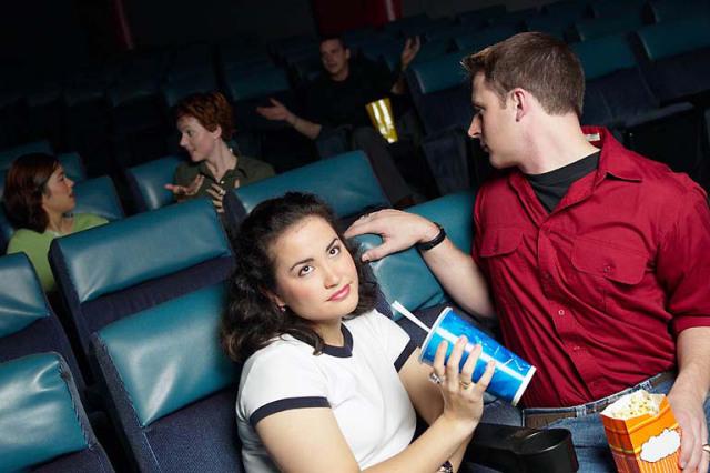 Los pesados del cine