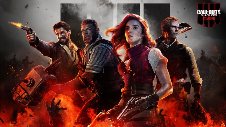 Call of Duty Black Ops 4 - Zombies Desktop Wallpaper