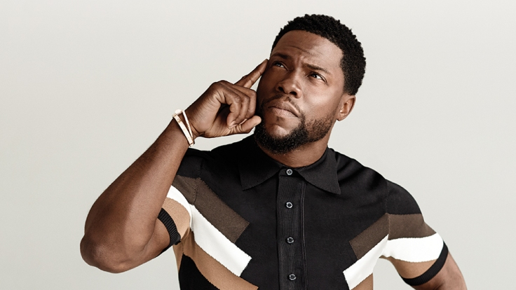 Portrait of Kevin Hart