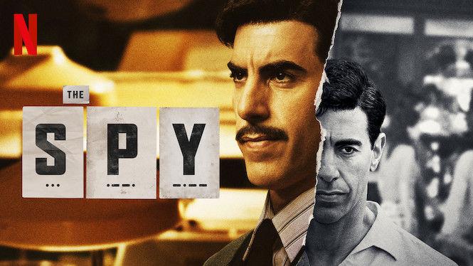 El espía – The Spy – Miniserie – Crítica – Sacha Boren Cohen ...