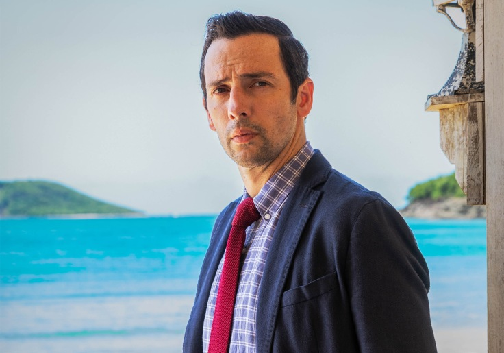 Death in Paradise S9 - early release
