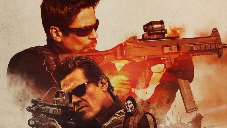 Wallpaper Sicario_ Day Of The Soldado, Josh Brolin, Benicio Del Toro, poster, 4K, Movies 785057639